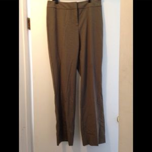 Tahari pants size 8 career camel color